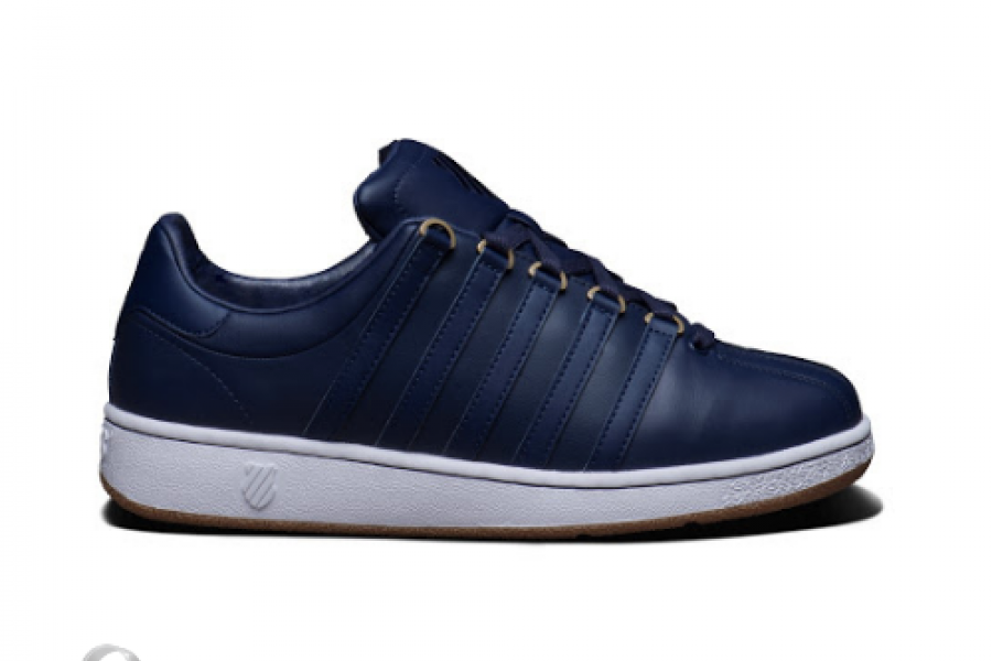 K-Swiss - Classic VN Men Shoes Navy/Gum