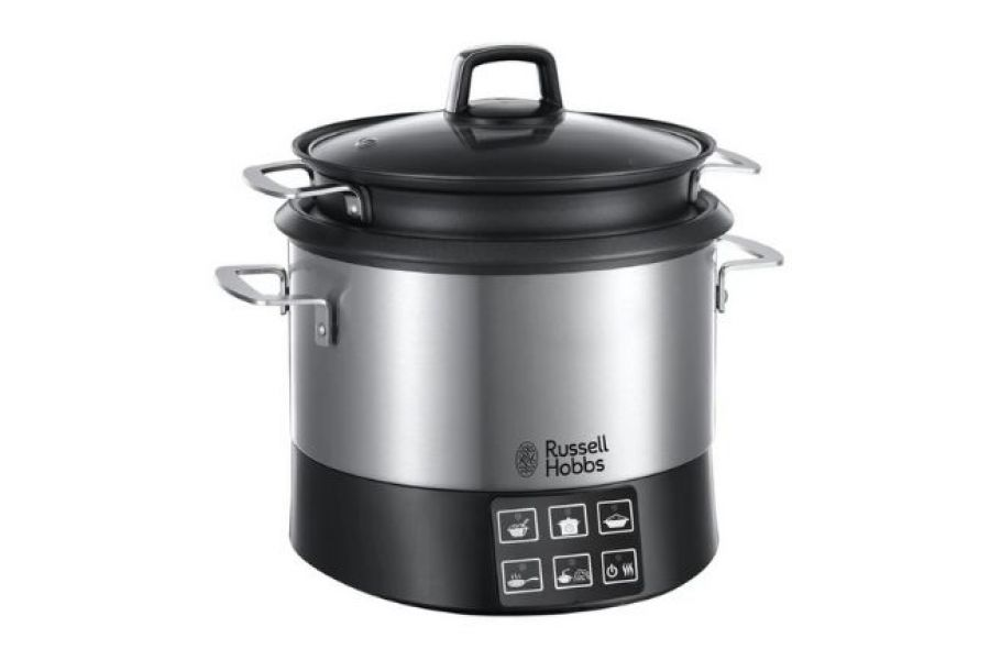 Russell Hobbs - All In One Cookpot Silver 4.5 Liter 23130