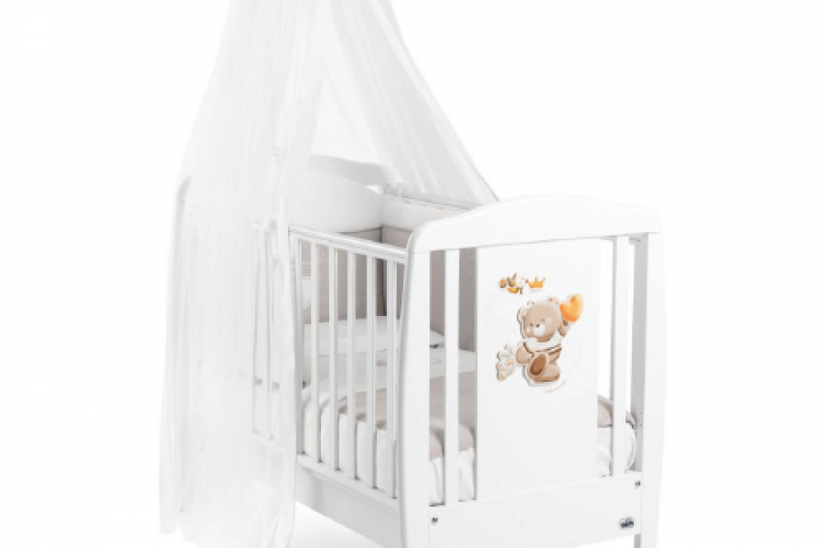 Cam - Mosquito Net With Rod Orso White