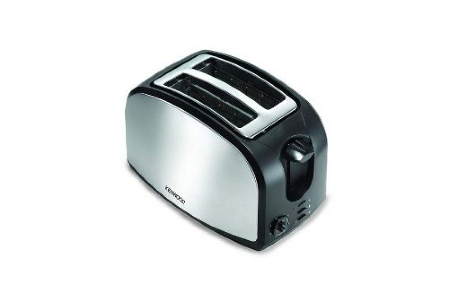 Kenwood - 2 Slice Toaster Metal TCM01.A0BK