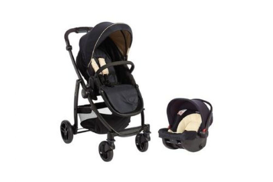 Graco - Evo Travel System Navy Sand
