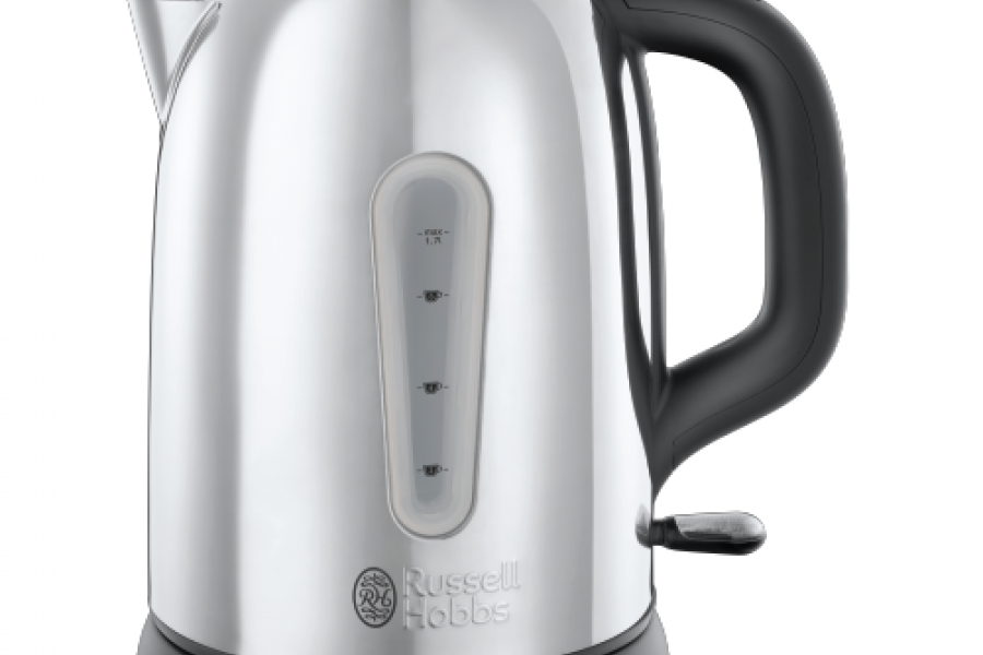 Russell Hobbs - 23760 Coniston Kettle 1.7 Litre 3000 W Silver