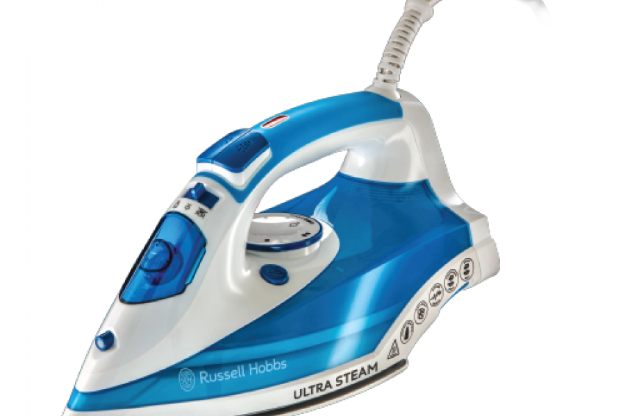 Russell Hobbs - 23980 Ultra Steam Iron 2600W