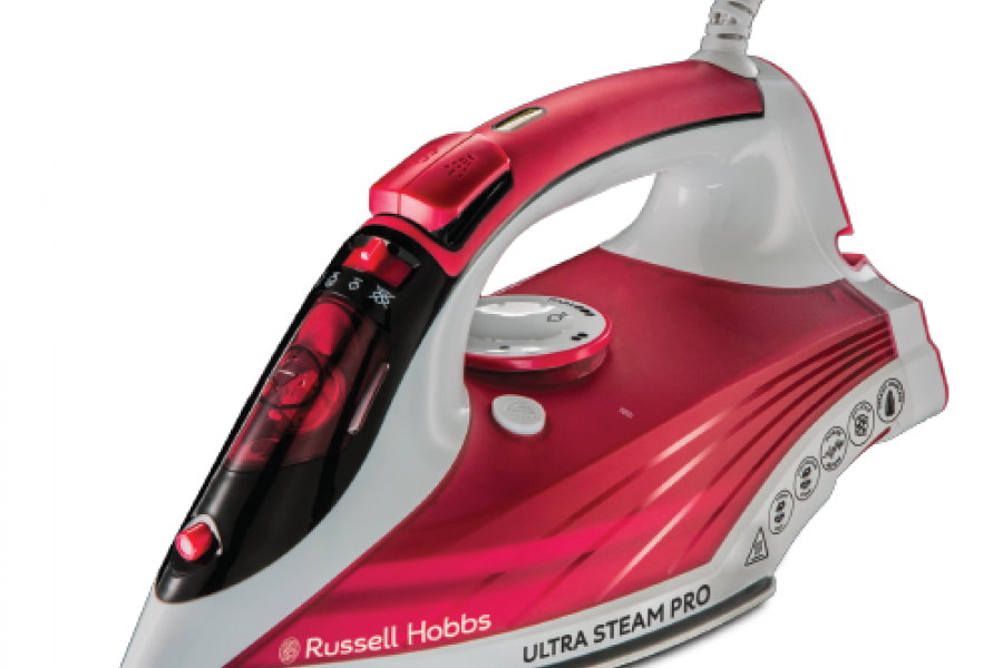Russell Hobbs - 23990 Ultra Steam Pro Iron 2600 W