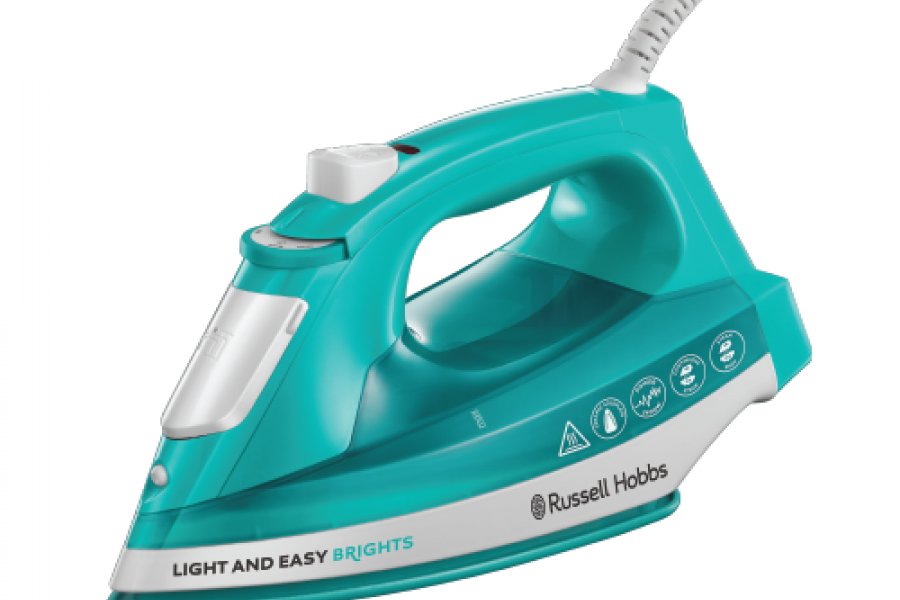 Russell Hobbs - 24840 Light and Easy Bright Iron, 2400 W