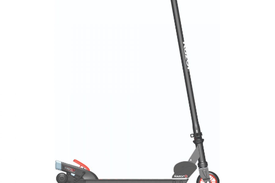 Turbo A Black Label Electric Scooter