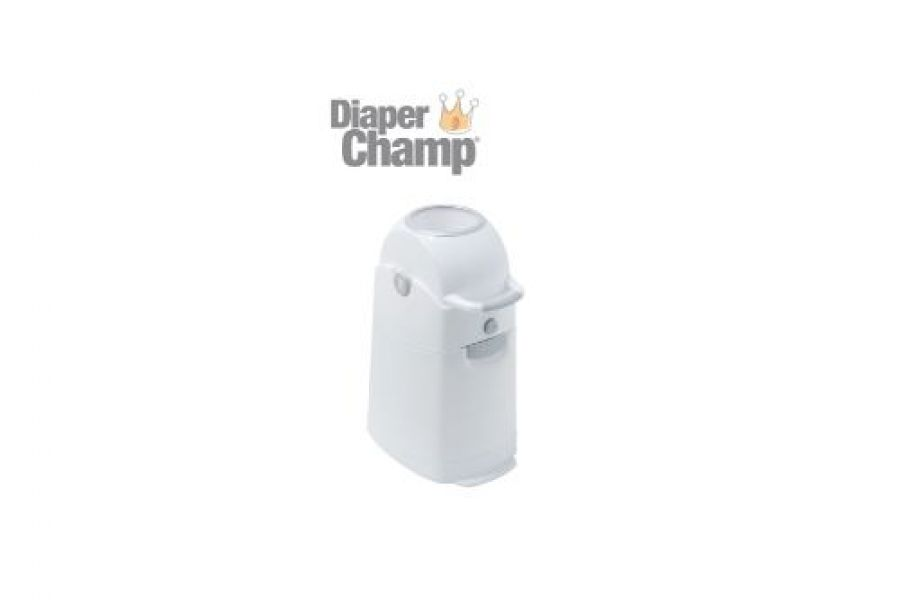 Champ One - Diaper Regular Silver