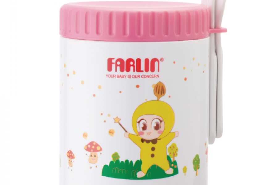 Farlin - Warmer Can 300cc Pink