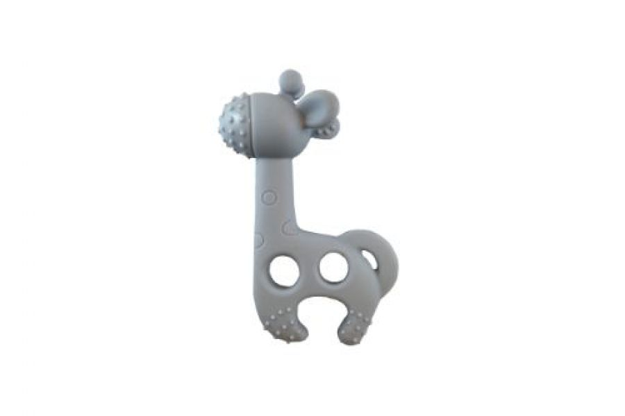 Champ One - Teether Blue Grey