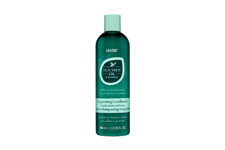 Hask - Tea Tree Oil & Rosemary Conditioner 355ml