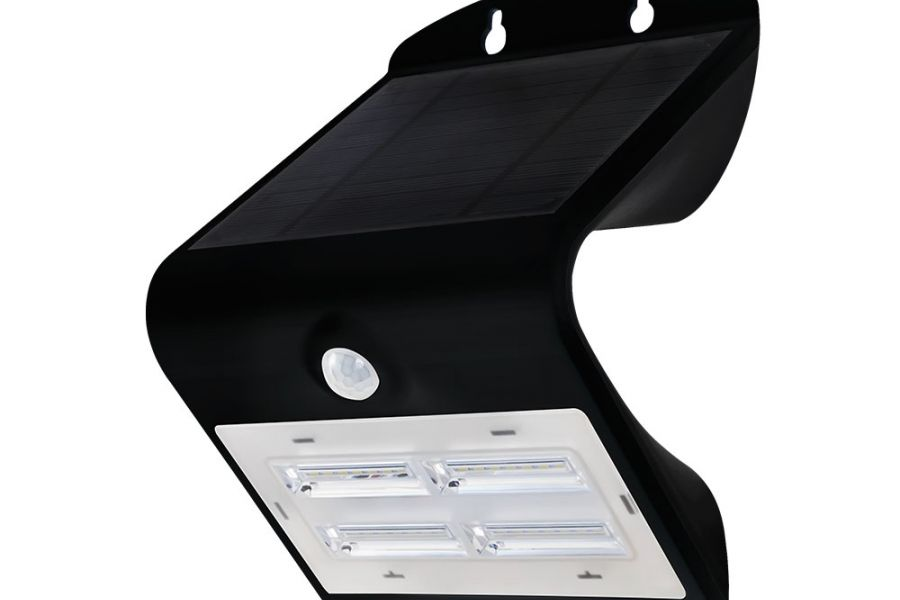 Outdoor Solar Wall Light