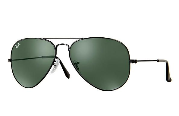 df7af120a84 Mattajir - Men fashion - Ray-Ban Aviator Large Metal RB3025 W3235 ...