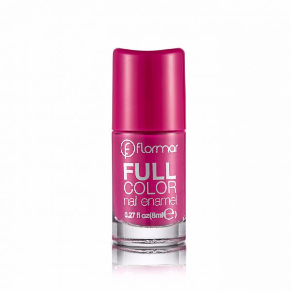 Flormar Full Color Nail Enamel - FC12 Love is Blushing