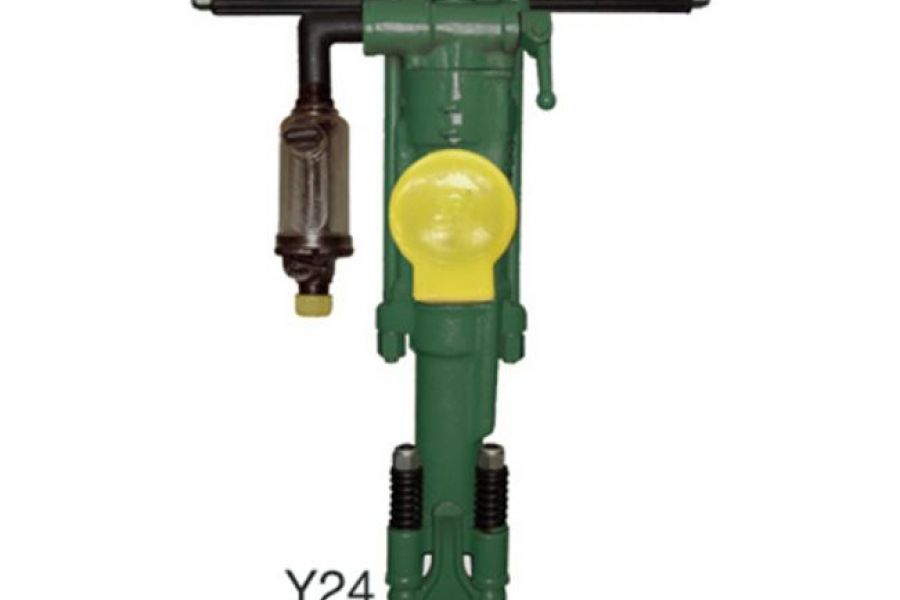 Hand - Hold Rock Drill Y24