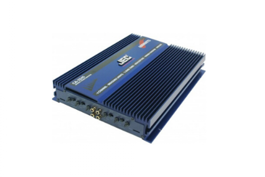 Jec Japan - 4 Channel Bridgeable Power Amplifier