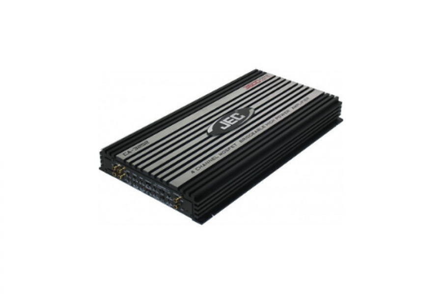 Jec Japan - Mosfet High Power 4 Channel Car Amplifier