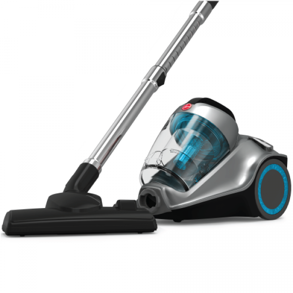 Hoover - Power 7 Canister Vacuum Cleaner 2400W 4L Capacity
