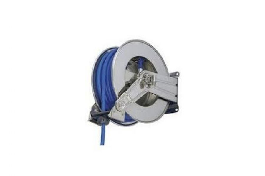 Hose Reel With 20 Mtr Hose