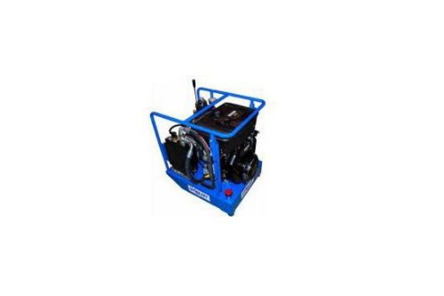 Dynaset - Hydraulic Power Unit