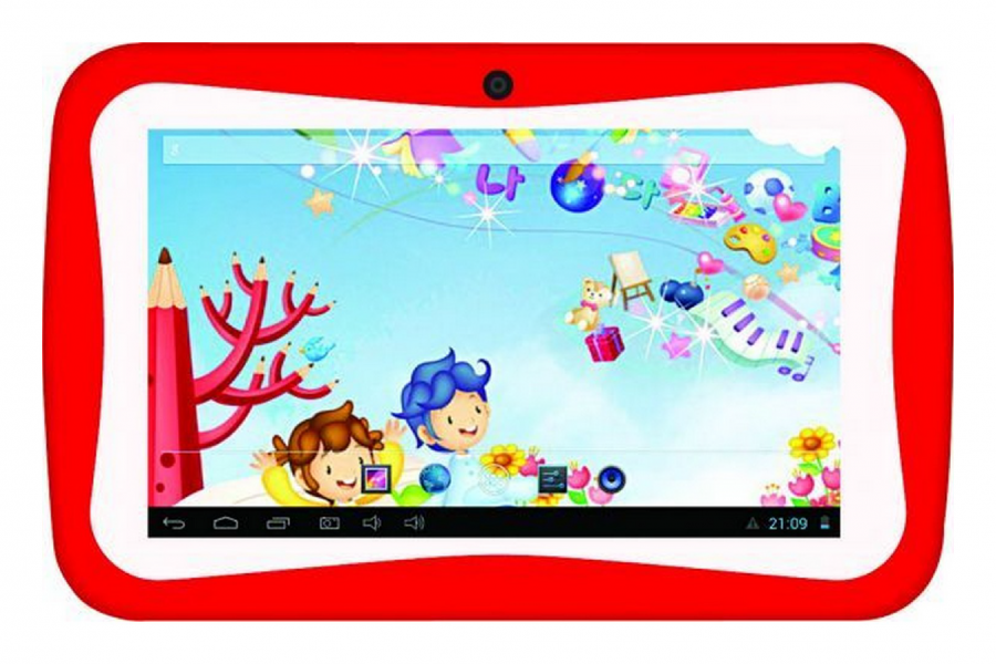 Ctroniq - Kindertab K9 ( Red )