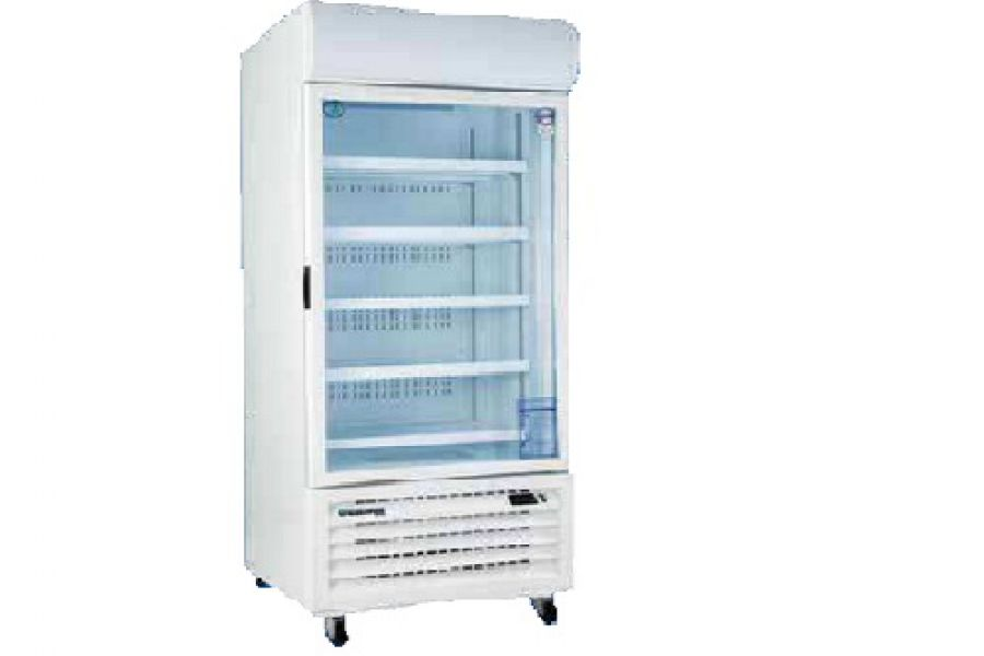CELSIUS UPRIGHT DISPLAY CHILLERS 569 Litres