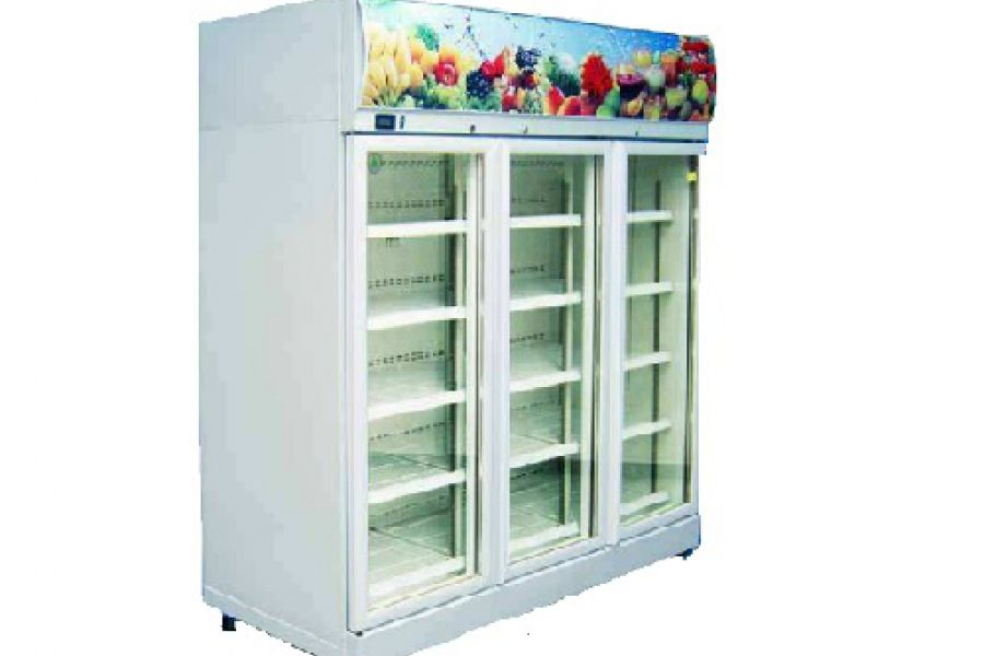 CELSIUS UPRIGHT DISPLAY CHILLERS 1365 Litres