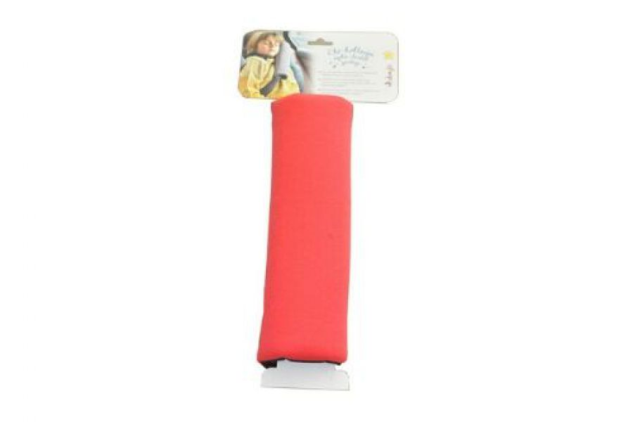 Ubeybi - Seatbelt Pillow Red