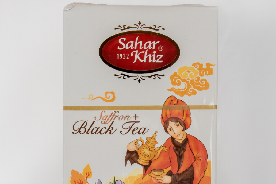 Choco Honey Sweets - Saffron Black Tea