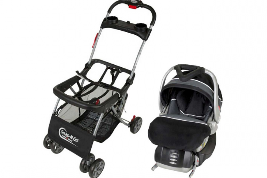 BabyTrend - Snap N Go + Infant Car Seat Onyx