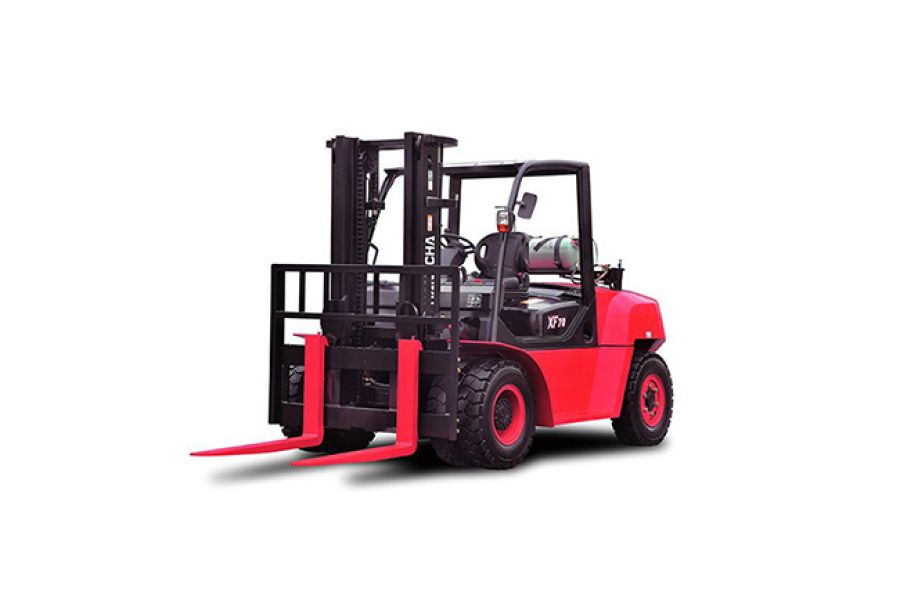 HANGCHA - Forklift Truck XF series Internal Combustion Counterbalanced