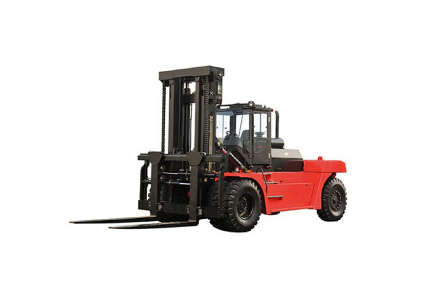HANGCHA - Heavy Internal Combustion Counterbalanced Forklift Truck