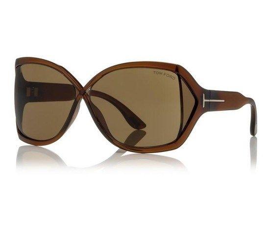 0175cd46d متاجر - الموضة النسائية - نظارة شمسية ماركة توم فورد جوليان عدسات ...